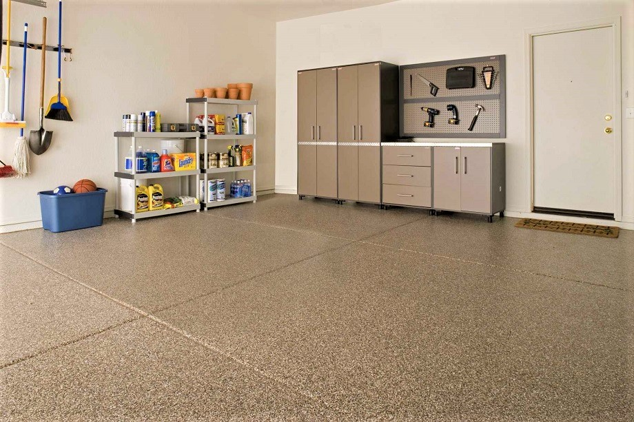 Epoxy Flooring Indianapolis IN Colored Concrete Paint - How expensive is epoxy flooring