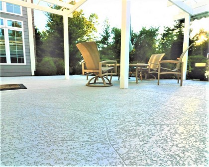 concrete patio indianapolis
