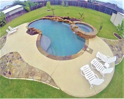 concrete pool deck indianapolis