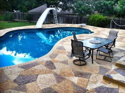 decorative concrete indianapolis