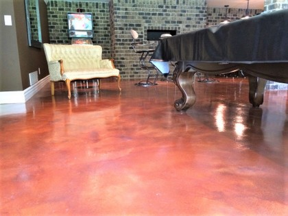 stained concrete indianapolis