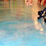 colored interior floor indianapolis
